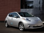 2012 Nissan Leaf Gets Ready for Winter, Gets More Heating