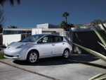2011 Nissan Leaf Earns Five-Star Crash Safety Rating