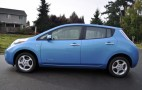 U.S. Sales Of The Nissan Leaf Electric Car Now Over 10,000