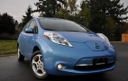 Nissan Serenades Leaf Electric Car On First Birthday. Did You?