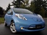 Nissan Leaf Enters Autocross, Gives Electrifying Performance