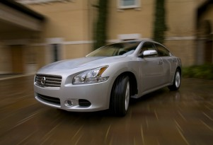 2011 Nissan Maxima, Sentra Priced From $30,810 And $15,520