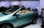 2010 Los Angeles Auto Show: 2011 Nissan Murano CrossCabriolet, With Live Shots