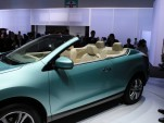 2011 Nissan Murano CrossCabriolet live photos