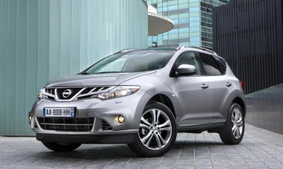 2011 Nissan Murano Photos