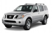 2012 Nissan Pathfinder Photos