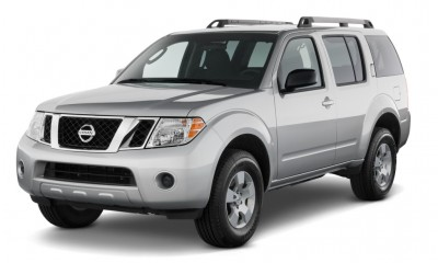 2011 Nissan Pathfinder Photos