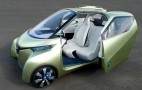 2011 Nissan Pivo 3 Concept: 2011 Tokyo Motor Show