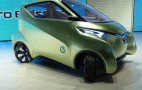 Nissan Pivo3 Concept At Tokyo: Electric Travel, Easy Parking
