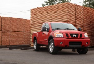 2012 Nissan Titan Recalled For Labeling Problem