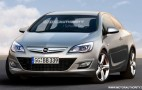Rendered: 2011 Opel Astra Sport Coupe