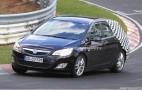 Spy Shots: 2011 Opel Astra SportsTourer Wagon