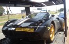 Pagani C9 Being Homologated To Meet U.S. Standards