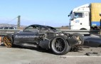Spy Shots: 2011 Pagani C9