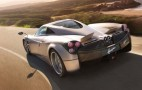 2011 Pagani Huayra Supercar Leaked Again