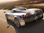 2011 Pagani Huayra leaked