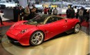 2011 Pagani Huayra live photos