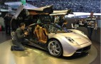 Pagani Huayra Live Photos: 2011 Geneva Motor Show