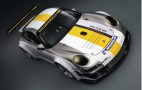 2011 Porsche 911 GT3 RSR Ready To Tear Up The Track