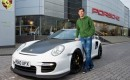 Mark Webber buys a 2011 Porsche 911 GT2 RS