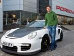 Mark Webber buys a 2011 Porsche 911 GT2 RS