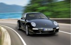 Porsche Unveils New Limited Edition 911 'Black Edition' Models