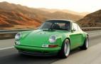 Retro-styled Singer Porsche 911 mega gallery