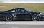 Spy shots: Next-gen Porsche 911 Carrera takes to the 'Ring