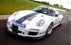 2011 Porsche 911 GT3 Cup Race Car Roars Onto Market