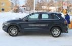 Spy Shots: 2011 Porsche Cayenne Diesel