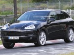 2011 Porsche Cayenne spy shots