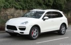 Spy Shots: 2011 Porsche Cayenne Barely Disguised 