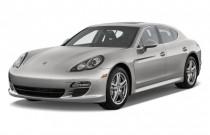 2011 Porsche Panamera 4-door HB S Angular Front Exterior View