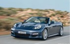 2011 Porsche Panamera Cabrio In The Works