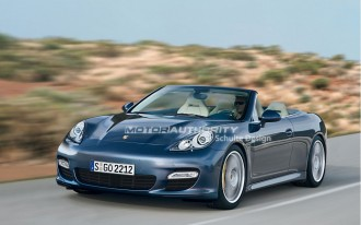 Persistent Rumor: Porsche Panamera Convertible In The Works