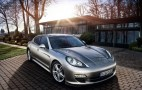2011 Porsche Panamera V-8 Models Made More Efficient