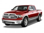 2012 Ram 1500 V-6 Will Get More Power, Better MPG