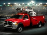 2011 Ram Chassis Cab - courtesy of Chrysler Media