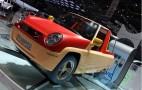 2011 Rinspeed BamBoo Live Photos: 2011 Geneva Motor Show