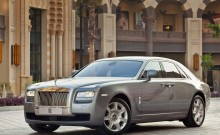 2012 Rolls-Royce Ghost Photos