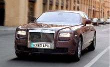 2011 Rolls-Royce Ghost Photos