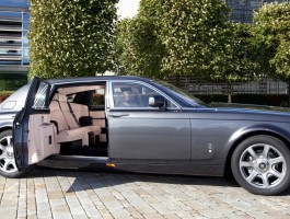 2011 Rolls-Royce Phantom Extended Wheelbase
