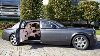 2011 Rolls-Royce Phantom Extended Wheelbase