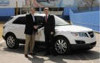 First 2011 Saab 9-4X Rolls Off The Line In Mexico