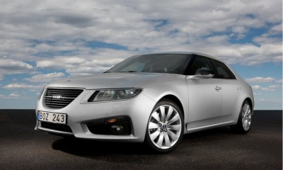 2011 Saab 9-5 Photos