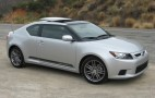 2011 Scion tC Coupe Scores Five Stars In Overall Crash Tests