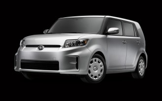 Akira And The Scion xB: Standing Out