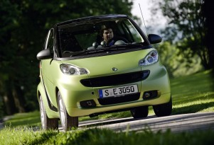 2011 Smart ForTwo Boast Better Performance and Less Emissions