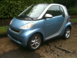 2011 Smart Fortwo: Driven