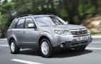 2011 Subaru Forester: New Engine, Improved Audio